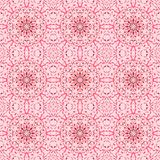 Wallpaper ornament floral seamless generated texture Stock Image