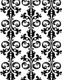 Wallpaper with ornaments Stock Photo
