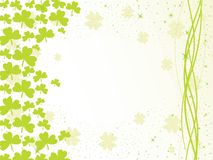 Wallpaper for patrick day Royalty Free Stock Images