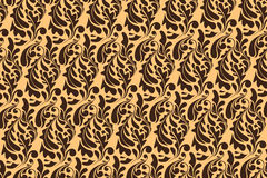 Wallpaper pattern Royalty Free Stock Photo