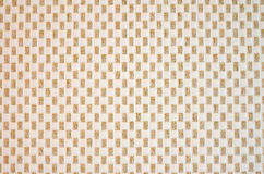 Wallpaper with pattern Stock Image