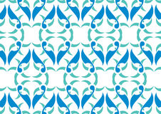 Wallpaper pattern Stock Photos