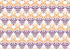 Wallpaper pattern Royalty Free Stock Images