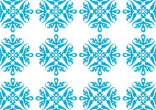 Wallpaper pattern Stock Image