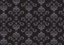 Wallpaper Pattern Stock Photo