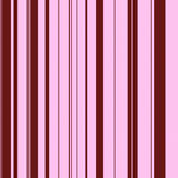 Wallpaper pattern. Vertical striped wallpaper in pink and red (seamless tiling Stock Photo