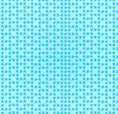 Wallpaper pattern on the basis of floral ornament. Vector illustration Royalty Free Stock Photo