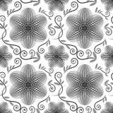 Wallpaper pattern. Royalty Free Stock Image