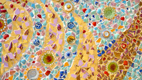 Wallpaper pattern with Mosaic. Stock Images