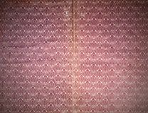 Wallpaper pattern, vintage paper texture Stock Images