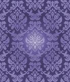 Wallpaper purple Stock Image
