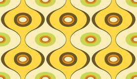 Wallpaper seamless Pattern Stock Image