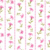 Wallpaper seamless pattern. Royalty Free Stock Images