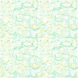 Wallpaper seamless pattern with Modern Roman Classic Alphabet Stock Photos