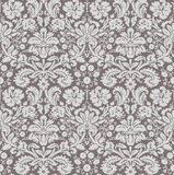 Wallpaper shades of gray. Old-fashioned wallpaper shades of gray Royalty Free Stock Photography