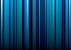 Wallpaper stripe blue Stock Image