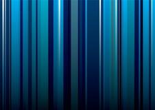 Wallpaper stripe blue Stock Image