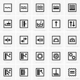 Wallpaper Symbols Stock Images