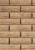 Wallpaper texture of light brick stone wall stock images