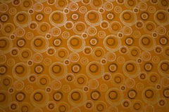 Wallpaper on a wall. Wall paper texture for background and composte work Royalty Free Stock Images