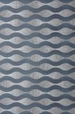 Wallpaper with waves pattern Royalty Free Stock Image