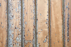 Wallpaper weathered wood Stock Images