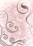 Wallpaper with weaves Stock Photo