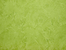 Wallpapers. Green wallpapers on the wall Royalty Free Stock Photos