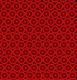 Wallpapers with abstract red cpatterns Royalty Free Stock Photography