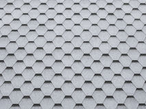 Wallpapers in form of honeycombs. Full frame Stock Image