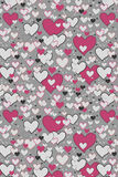 Wallpapers heart Royalty Free Stock Photos
