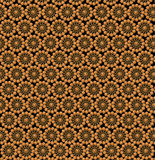 Wallpapers with round abstract brown patterns Royalty Free Stock Photo