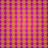 Wallpapers with round abstract lilac patterns Stock Photography