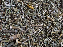 Wallpapers from screws Stock Photos