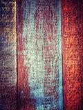 Wallper di legno Immagini Stock