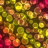Wallpers, estilos, texturas para Adobe Photoshop, CS4 fotografia de stock