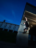 Wallride Stock Photo