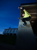 Wallride Royalty Free Stock Image