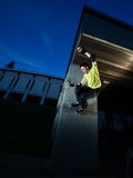 Wallride Stock Images