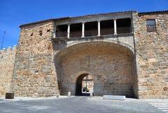 Walls of Avila (Spain) Stock Photography