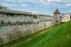 Walls of Brasov Royalty Free Stock Image