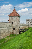 Walls of Brasov Stock Image