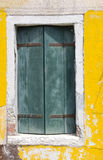 Walls of Burano, Venice Royalty Free Stock Image