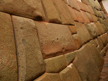 The Walls of Cusco Royalty Free Stock Image