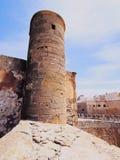 Walls of Essaouira, Morocco Royalty Free Stock Photos