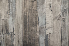The walls and floors are wood Royalty Free Stock Photography