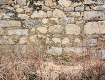 Walls in the forest. Of Bosnia and Herzegovina Royalty Free Stock Photo