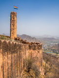 Walls of Jaigarh Fort Royalty Free Stock Photography