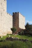 Walls of  Jerusalem Royalty Free Stock Photo
