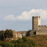 Walls of Kalemegdan fortress Stock Images